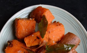 photo credit: Sweet potato with ginger and curry leaf